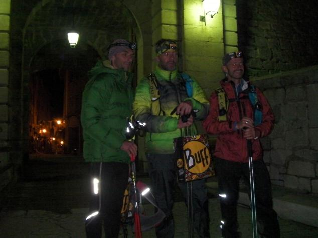 Team trail hungary la traversée chamonix briançon