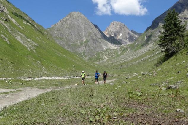 team Sigvaris Sports Team Trail