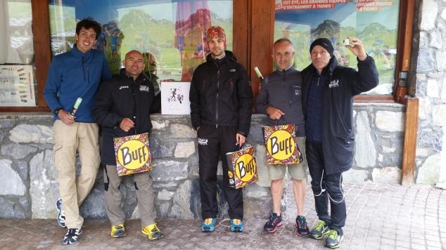 Team Trail Intersport Besançon